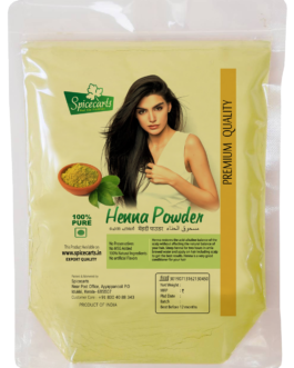 PURE & NATURAL HENNA POWDER